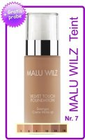 Velvet Touch Foundation Nr. 7